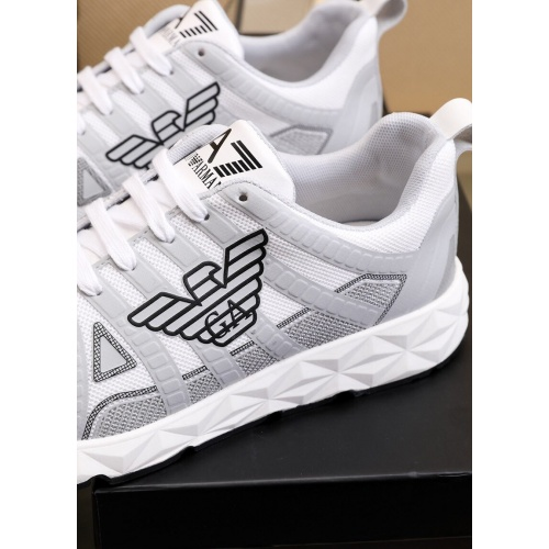 Cheap Armani Casual Shoes For Men #851814 Replica Wholesale [$88.00 USD] [W#851814] on Replica Armani Casual Shoes