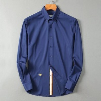 Christian Dior Shirts Long Sleeved For Men #842566