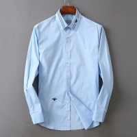 Christian Dior Shirts Long Sleeved For Men #842568