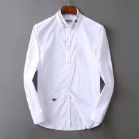 Christian Dior Shirts Long Sleeved For Men #842569