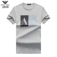 Armani T-Shirts Short Sleeved For Men #842793