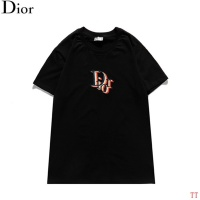 Christian Dior T-Shirts Short Sleeved For Men #842919