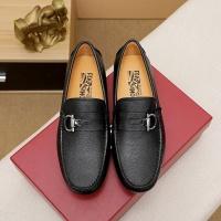Ferragamo Leather Shoes For Men #842928