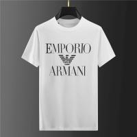 Armani T-Shirts Short Sleeved For Men #843108