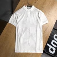 Versace T-Shirts Short Sleeved For Men #843170