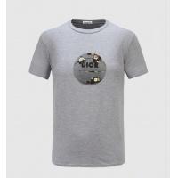 Christian Dior T-Shirts Short Sleeved For Men #843496