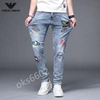 Cheap Armani Jeans For Men #843670 Replica Wholesale [$48.00 USD] [W#843670] on Replica Armani Jeans