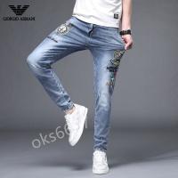 Cheap Armani Jeans For Men #843671 Replica Wholesale [$48.00 USD] [W#843671] on Replica Armani Jeans