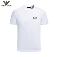 Armani T-Shirts Short Sleeved For Men #844434