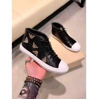 Armani High Tops Shoes For Men #844893