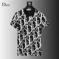 Christian Dior T-Shirts Short Sleeved For Men #845644
