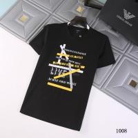 Armani T-Shirts Short Sleeved For Men #845687