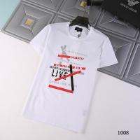 Armani T-Shirts Short Sleeved For Men #845688