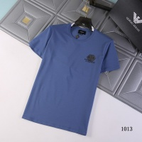 Armani T-Shirts Short Sleeved For Men #845695