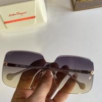Ferragamo Salvatore FS AAA Quality Sunglasses #846310