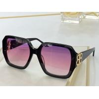 Balenciaga AAA Quality Sunglasses #846597