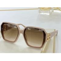 Balenciaga AAA Quality Sunglasses #846601