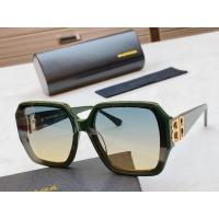Balenciaga AAA Quality Sunglasses #847943