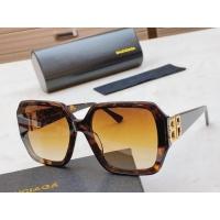Balenciaga AAA Quality Sunglasses #847945