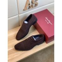 Ferragamo Leather Shoes For Men #849688