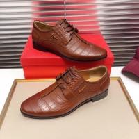 Ferragamo Leather Shoes For Men #850517