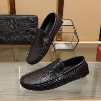 Ferragamo Leather Shoes For Men #850803