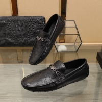 Armani Leather Shoes For Men #850808