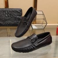 Ferragamo Leather Shoes For Men #850810