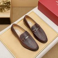 Ferragamo Leather Shoes For Men #851001