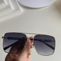 Balenciaga AAA Quality Sunglasses #852209