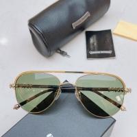 Chrome Hearts AAA Quality Sunglasses #852544