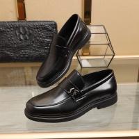 Ferragamo Leather Shoes For Men #852619