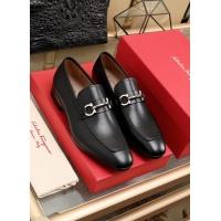 Ferragamo Leather Shoes For Men #852622