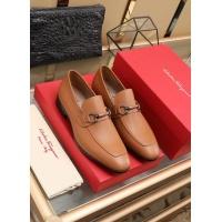 Ferragamo Leather Shoes For Men #852624