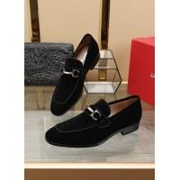 Ferragamo Leather Shoes For Men #852625