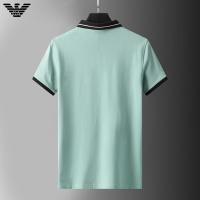 Cheap Armani T-Shirts Short Sleeved For Men #852773 Replica Wholesale [$38.00 USD] [W#852773] on Replica Armani T-Shirts