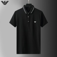 Armani T-Shirts Short Sleeved For Men #852775