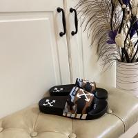 Cheap Off-White Slippers For Men #853079 Replica Wholesale [$43.00 USD] [W#853079] on Replica Off-White Slippers
