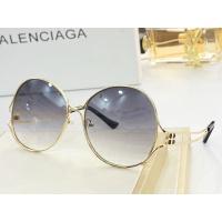 Balenciaga AAA Quality Sunglasses #854404