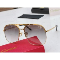 Cartier AAA Quality Sunglasses #854454
