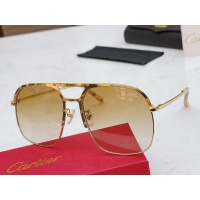Cartier AAA Quality Sunglasses #854455