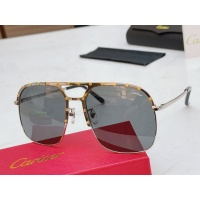 Cartier AAA Quality Sunglasses #854456