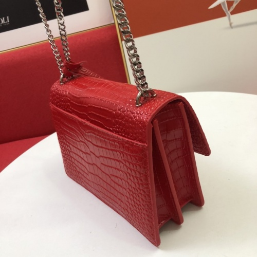 Cheap Yves Saint Laurent YSL AAA Messenger Bags For Women #856072 Replica Wholesale [$100.00 USD] [W#856072] on Replica Yves Saint Laurent YSL AAA Messenger Bags