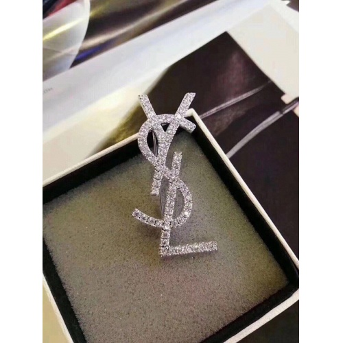 Cheap Yves Saint Laurent Brooches #856561 Replica Wholesale [$32.00 USD] [W#856561] on Replica Yves Saint Laurent Brooches