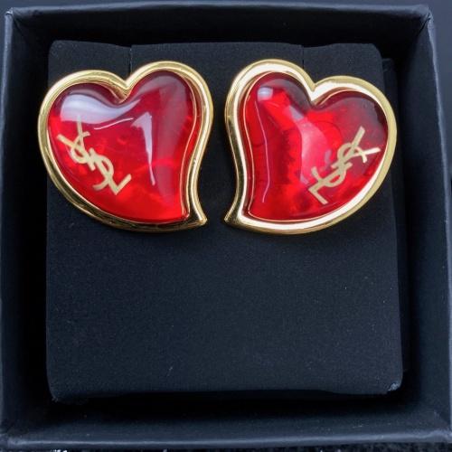 Cheap Yves Saint Laurent YSL Earring #856815 Replica Wholesale [$36.00 USD] [W#856815] on Replica Yves Saint Laurent YSL Earring