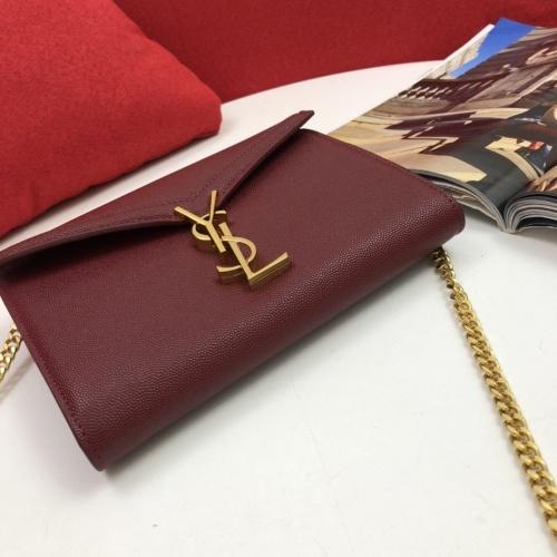 Cheap Yves Saint Laurent YSL AAA Messenger Bags #856863 Replica Wholesale [$88.00 USD] [W#856863] on Replica Yves Saint Laurent YSL AAA Messenger Bags