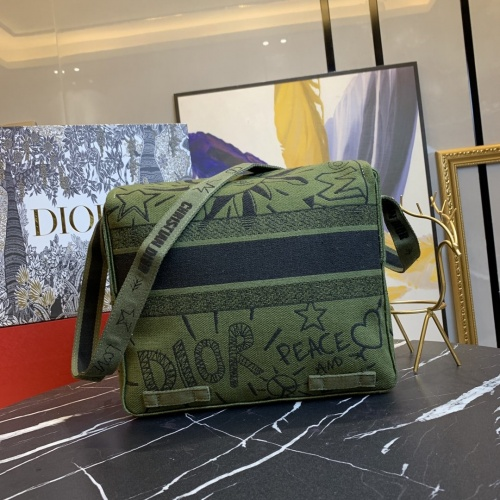Cheap Christian Dior AAA Quality Messenger Bags For Women #857073 Replica Wholesale [$108.00 USD] [W#857073] on Replica Christian Dior AAA Quality Messenger Bags