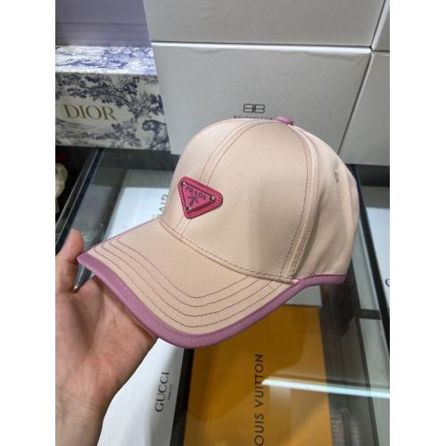 Cheap Prada Caps #859670 Replica Wholesale [$29.00 USD] [W#859670] on Replica Prada Caps