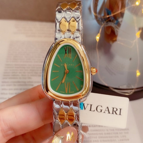 Cheap Bvlgari AAA Quality Watches For Women #859777 Replica Wholesale [$115.00 USD] [W#859777] on Replica Bvlgari Quality Watches