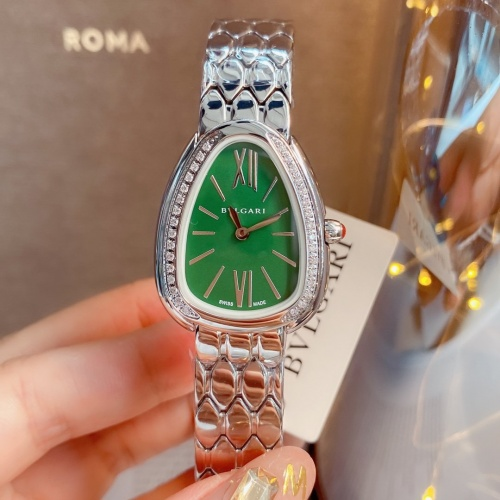 Cheap Bvlgari AAA Quality Watches For Women #859779 Replica Wholesale [$118.00 USD] [W#859779] on Replica Bvlgari Quality Watches